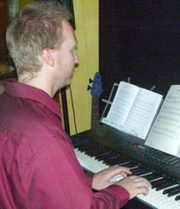 Anthony Gosnell - Pianist
