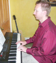 Anthony Gosnell - Piano Tutor